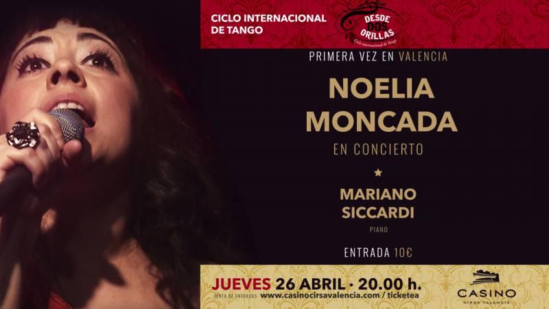 Noelia Moncada Casino Cirsa Valencia