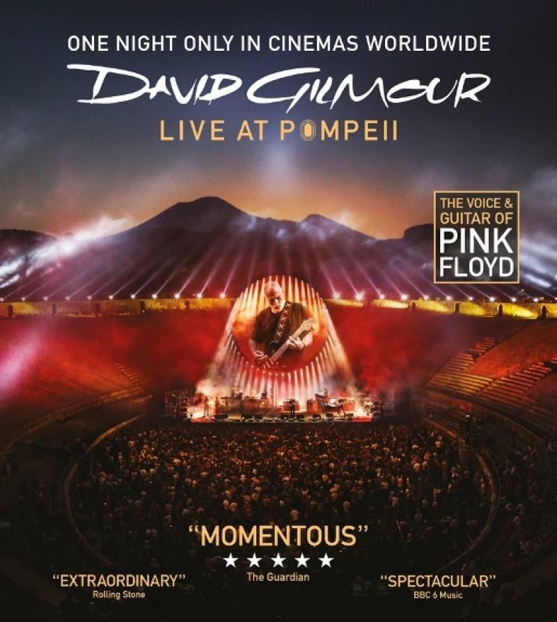 Concierto David Gilmour