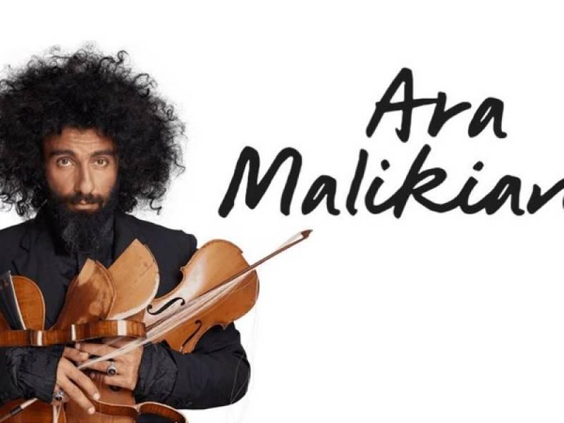 Ara Malikian, un genio del violín