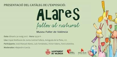 Museo Fallero, exposición Alares