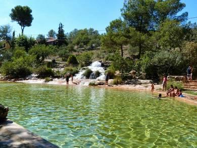 14 piscinas naturales en Valencia que disfrutar en Semana Santa