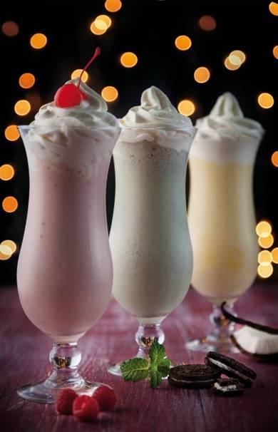 Fun Milkshakes