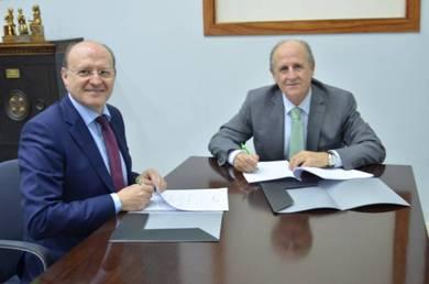 Luis Miralles y Juan Sabater