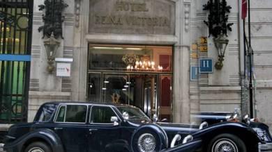 La historia del Hotel Reina Victoria de Valencia