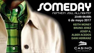 El festival Someday Northern Soul vuelve a Casino Cirsa Valencia: una fiesta para bailar toda la noche