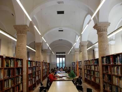 ¿Cuántas bibliotecas tiene Valencia?