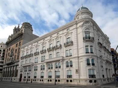 ¿Qué hubo antes donde está ahora el edificio de la Fundación Bancaja?
