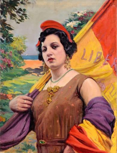 República. Teodoro Andreu. 1931