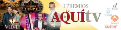 Todo a punto para la Gala de los Premios nacionales AQUÍ TV en su primera edición
