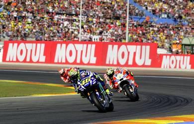 Valentino Rossi Valencia GP
