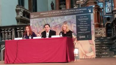 Luis Landero en la Biblioteca Valenciana