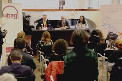 El Consorci de Museus lleva los grabados de Goya a Alicante en una exposición única