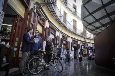 Campaña comercio y uso de la bici