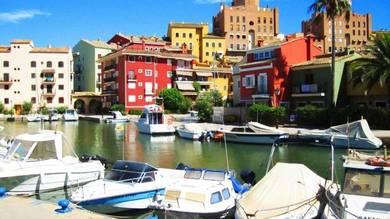 10 curiosidades sobre la pequeña Venecia de Valencia, Port Saplaya