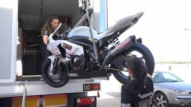 El equipo Champi Women Racing