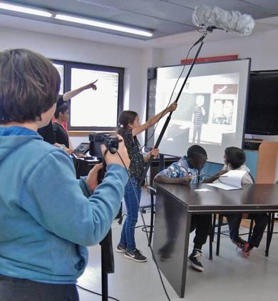 Arranca Totò, un proyecto innovador de cine itinerante escolar