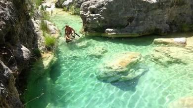 7 piscinas naturales que disfrutar en Valencia