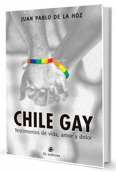 Chile Gay, portada