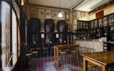 El restaurante más antiguo de Valencia es…