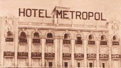Valencia años 30: el Hotel Metropol y el espionaje de la KGB