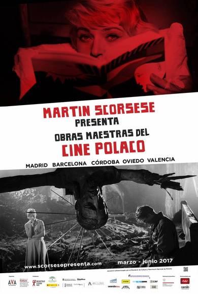 Martin Scorsese presenta Ciclo Cine Polaco
