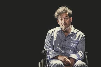 'Tiempo' con Jorge Sanz en el Teatre Talia de València