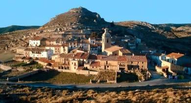 Solo 16 vecinos, este es el pueblo menos poblado de la Comunitat Valenciana