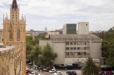 Adiós a la piscina de Valencia del Paseo de la Alameda