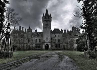 Este es el castillo más misterioso del mundo…
