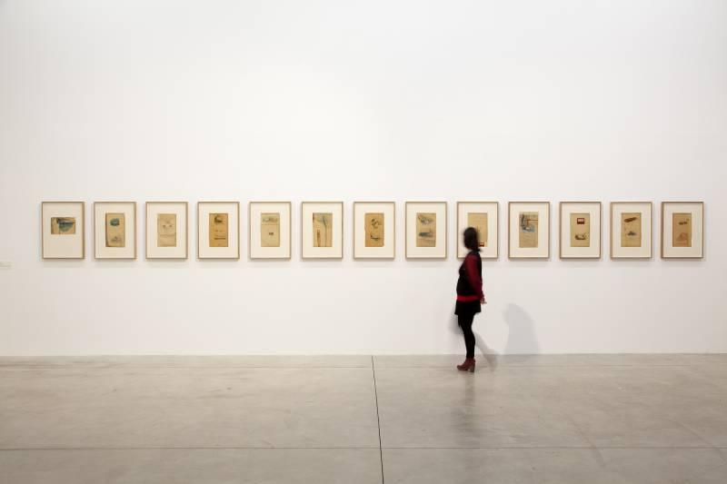 Exposición, imagen de archivo. EPDA.