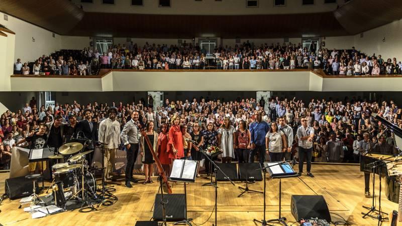 Concierto solidario Sole Giménez
