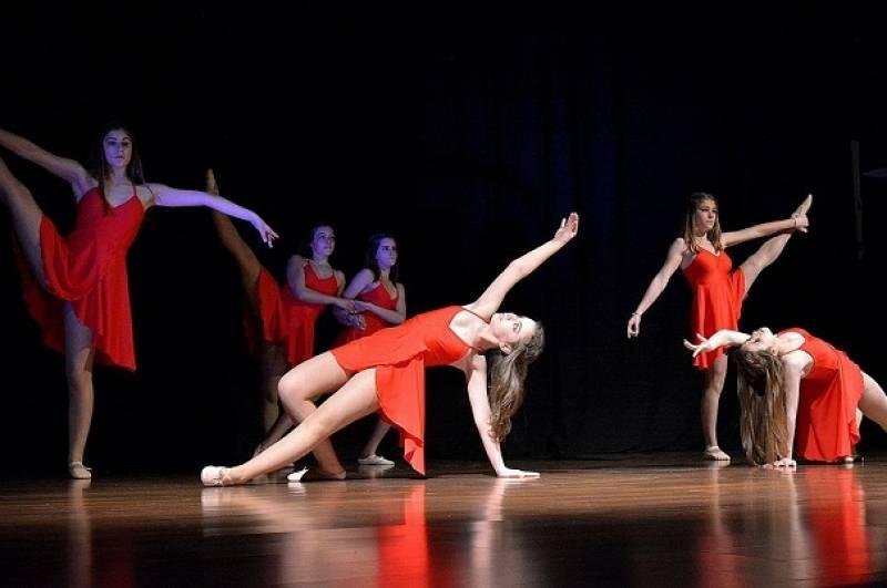 Imagen de archivo espectáculo de danza./ EPDA