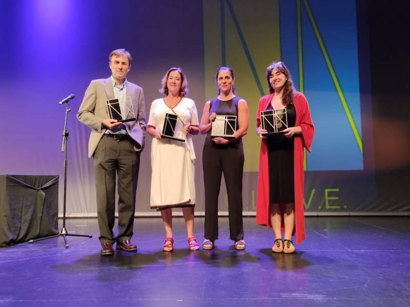 Imagen archivo premios Beatriu Civera. EPDA