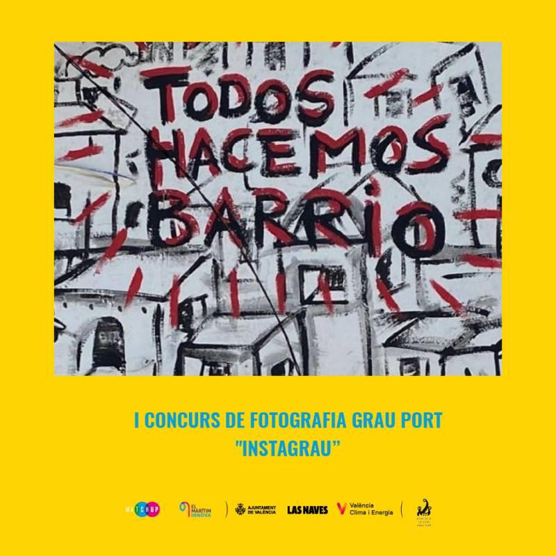 Cartel Concurso Albufera./ EPDA
