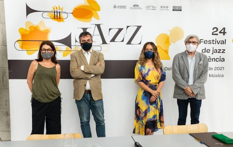 XXIV Festival de Jazz de València. EPDA