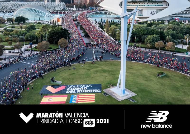 Maratón Valencia Trinidad Alfonso EDP. EPDA