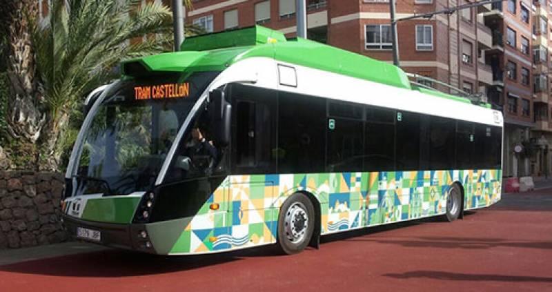 Imagen de archivo Tram Castelló./ EPDA