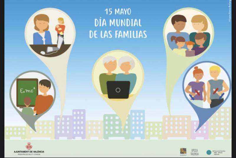 Dia Mundial de les families. EPDA