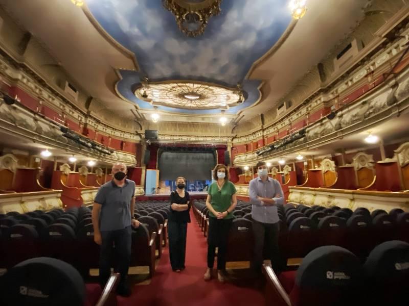 El teatre Olympia de València. EPDA