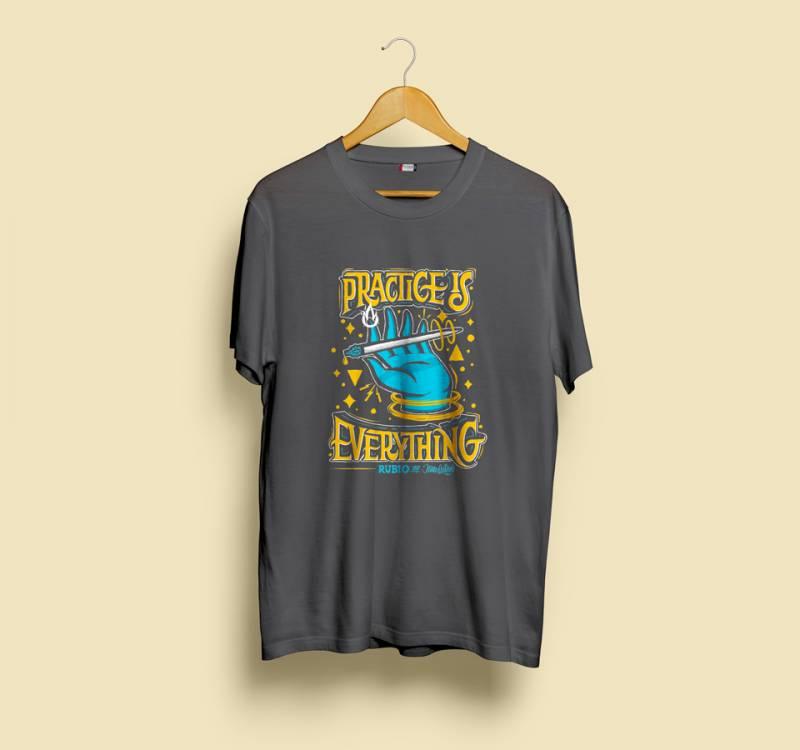 Camiseta Joan Quiros, editorial Rubio./ EPDA