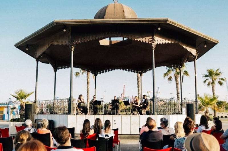 Concerts a La Marina. EPDA