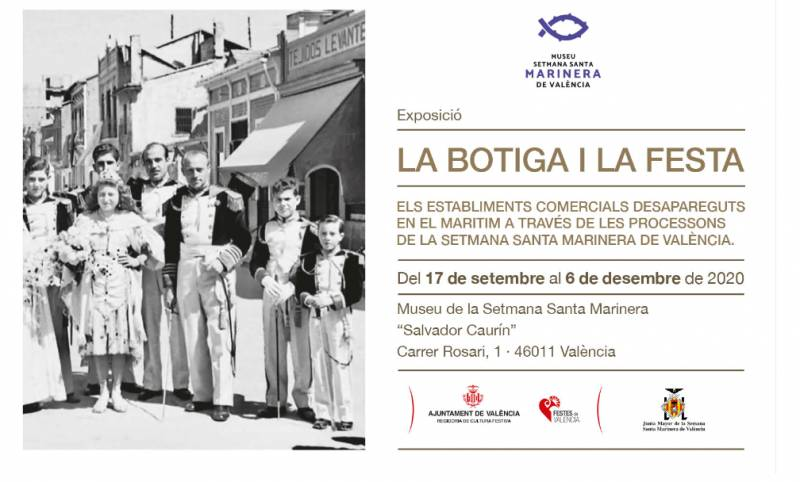 Cartel Semana Santa Marinera./ EPDA
