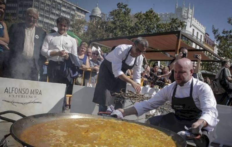 World Paella Day. EPDA