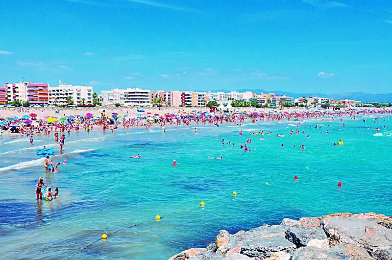Playa Canet