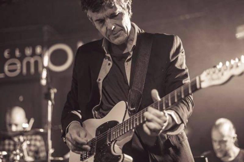 Guitarrista Javier Catalá./ EPDA