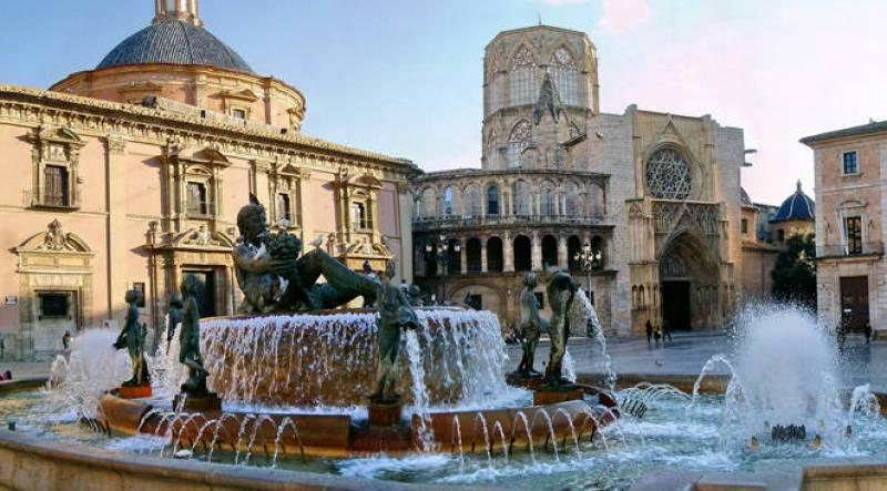 Imagen de archivo ciudad de València./ EPDA