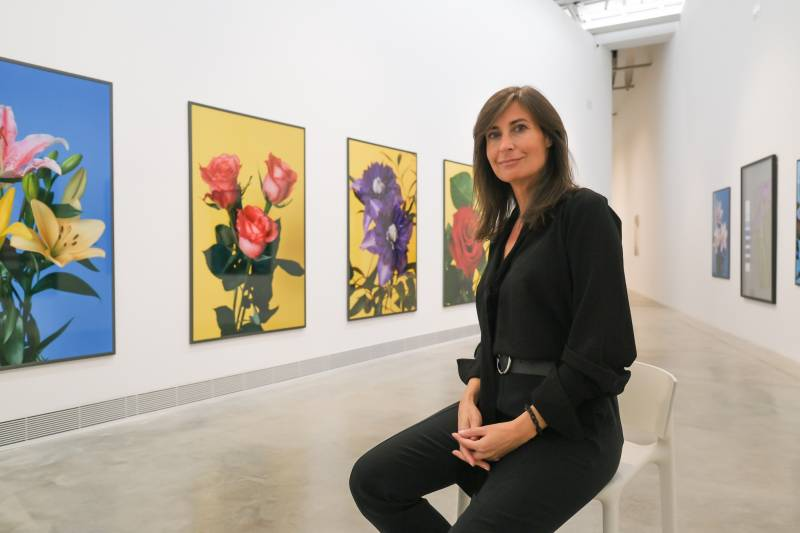 Nueva directora artística de Bombas Gens Centre d?Art./ EPDA