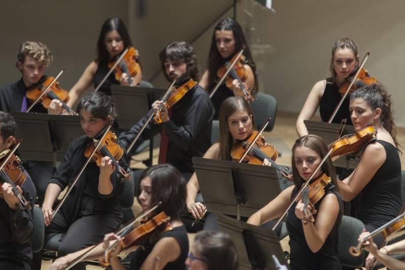 Joven Orquesta Sinfónica FSMCV