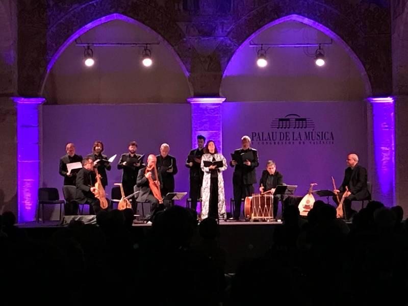 Capella de Ministrers i el cor Lluís Vich Vocalis. EPDA