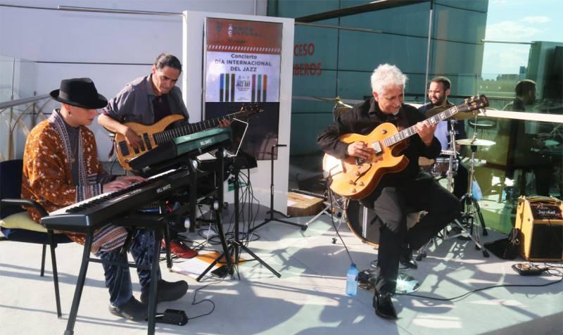 Concierto Jazz El Corte Inglés. EPDA